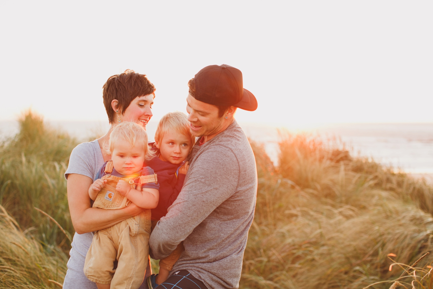 Ives Family- Nehalem Bay State Park {Seattle Family
